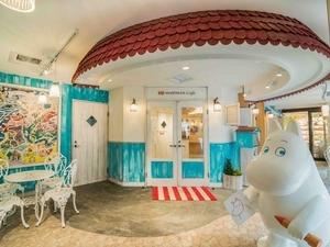 夢幻童話風!嚕嚕米主題餐廳必點菜色、店內空間搶先看