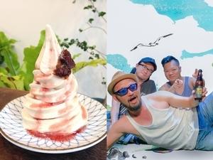 Legacy化身搖滾快閃冰店!「來客喜冰果室」7/31-8/2限期開張