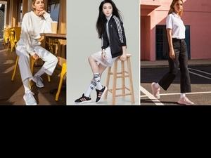 讓人一眼傾心的薄荷綠、淺灰粉!adidas Originals全新復古休閒鞋夏日登場