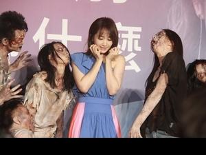 朱俐靜摔傷膝蓋「痛到無法走」 8月演唱會照跳沒在怕