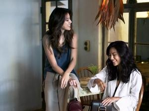 「找到自己風格最重要!」莫莉、Angelina合體演繹城市都會時髦風,分享自己穿搭哲學