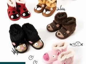 冬季鞋款EMU雪靴太可愛!潮流媽咪該趁周年慶買給自己跟孩子!