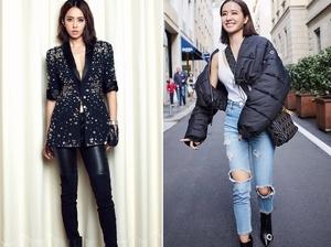 聽說2017秋冬最時髦的鞋都在她腳上!百變呸姊蔡依林時尚鞋款大盤點
