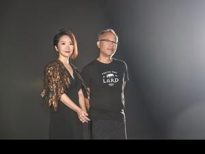 金馬54/陶子5掌金馬主持棒  寫劇本藏導演夢