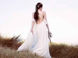 【心理測驗】找到你的命定婚紗!鐘型袖、公主澎裙...究竟我適合哪種白紗?