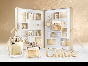 Chloé 2017許願聖誕樹 讓每一天都是值得期待的幸福聖誕節