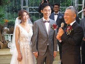 音效大師杜篤之娶媳 傳授兒子婚姻之道:要禮讓!