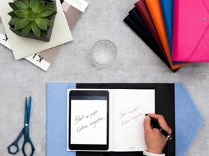 再掀書寫革命!萬寶龍數位筆記本讓你享受寫字快樂、又一秒轉換數位檔