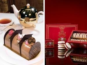 過一個茶香耶誕!TWG Tea推出茶風木材蛋糕,滿足你的時尚味蕾