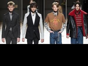 Dior Homme 2018秋冬大秀 永恆青春的風格擺盪