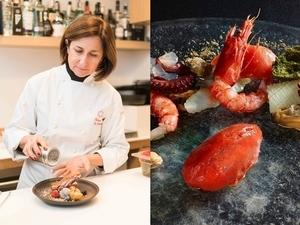 西西里唯一「一星雙叉」米其林女廚 3/23~24客座宜蘭威斯汀