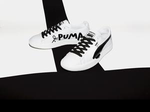 黑白控必收!劉雯演繹PUMA X Shantell Martin 插畫系列,打造極簡主義潮流