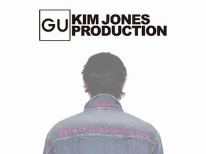 GU首次設計師聯名款,「KIM JONES GU PRODUCTION」在台即將上市