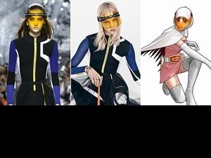 科學小飛俠回來了?Dior強勢推出透明鏡面遮陽帽,女孩們荷包請小心