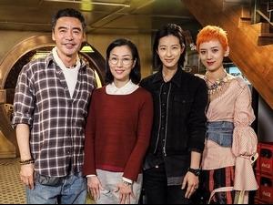 賴雅妍隔海尋親 和鄭秀文當姐妹