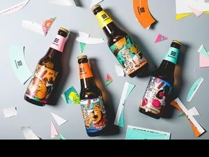 貓控必收!SUNMAI金色三麥 X「屋頂上的貓」私廚聯名設計酒標啤酒