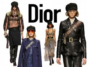 【2018秋冬巴黎女裝周】Dior  那場五月風暴的力量仍在