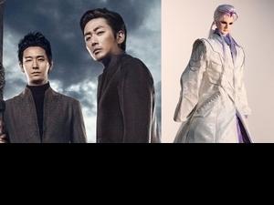 時尚跨界布袋戲,台灣設計師汪俐伶打造《與神同行》版的素還真