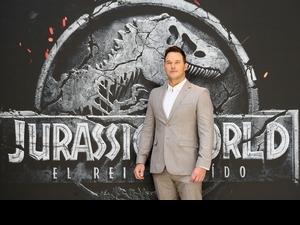 星爵不再豬隊友 克里斯普瑞特恢單救恐龍