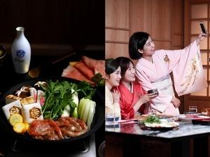 京都風和牛料亭!「樂軒松阪亭」帶你吃正統關西壽喜燒