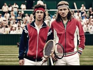 《變形金剛》男星化身網球名將 重現溫布頓史上傳奇賽事