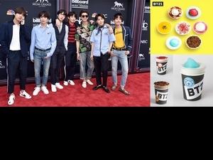 無法抗拒的天團魅力!BTS防彈少年團攜手LINE FRIENDS打造 BT21七款酷夏限定飲品攻佔台灣