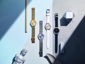 搶鮮試戴—Swatch SKIN Irony「金」薄上市