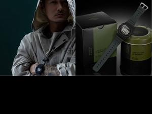 地表最潮老爸!余文樂品牌《MADNESS》攜手《G-SHOCK》推聯名腕錶,時髦簡約設計Man味十足!