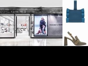 小資女最愛的CHARLES & KEITH全新概念店進駐台中大遠百,編輯精選熱門商品兩千還有找!