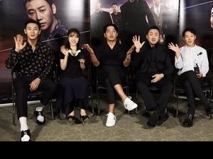 《與神同行2》亞洲首映在台灣! 河正宇、朱智勛、金香起、馬東石、金東旭8月5日全員到齊