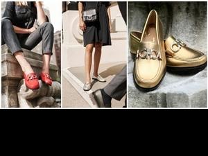 情人節穿情侶鞋,Ferragamo莫卡辛鞋讓你們走在路上狂放閃!