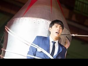 蔡凡熙被綁火箭筒2小時 軍中同袍打聽謝金燕美腿