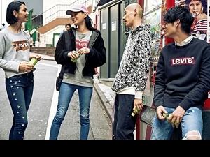 LEVI'S®2018秋冬 LOGO風潮再次席捲全球!身為單寧控的你怎能不收藏