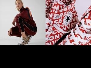 聯名系列繼續燒!Converse X Bershka推出限定鞋款,就要你秋冬復古又時髦