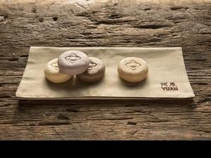 「艾檸」「愛你」〜阿原人氣款手工揉製的艾草皂與檸檬皂,用來送禮最有面子
