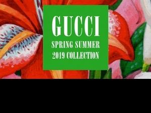 GUCCI  2019 春夏時裝系列零時差線上直播