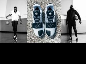 球鞋控必搶!adidas攜手NBA球星James Harden推出全新Harden Vol.3 戰靴,帥翻了!