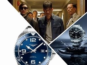 新錶報到—郭富城出席《無雙》首映會 「浪鬼」陶瓷圈獻影帝