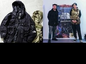 鬼才設計師倉石一樹登台!發表The North Face聯名系列第二彈10/22震撼登場