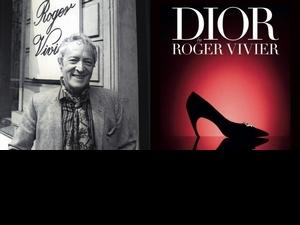 十年間的黃金時代!《DIOR BY ROGER VIVIER》一段關於鞋履與裙擺間的絕美藝術史