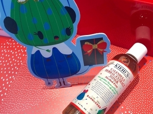 一號護唇膏、酪梨眼霜、極效潤澤護手霜都是正貨!2018有 KIEHL'S 超值「一卡皮箱倒數月曆」過聖誕節最開心!