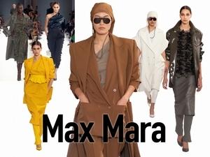 〈2019春夏巴黎女裝周〉Max Mara  從女人的視角望向世界