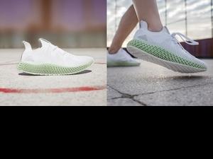 球鞋狂必收!adidas 4D 系列鞋款新色搶先看 11/17震撼登場