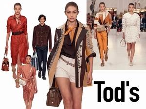 〈2019春夏米蘭女裝周〉Tod's  義大利的態度