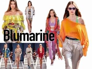 〈2019春夏米蘭女裝周〉Blumarine  我想當個女孩