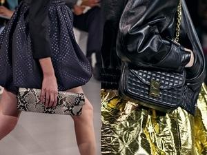 〈2019春夏女裝周配件趨勢〉Celine by Hedi Slimane  就盡情搖滾吧