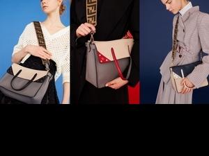 Fendi總是很懂女人心!推出全新FLIP包 多種揹法+經典FF logo寬肩帶,怎麼搭都時髦