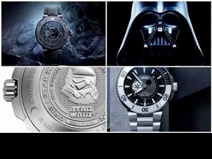 黑武士與風暴兵 進攻製錶領域!Oris聯名星際大戰Pop-Up Store與限量錶,即日登場