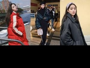 先別放棄「羽絨衣」!歐陽娜娜、蔡依林教你4招穿搭技巧,瞬間顯瘦又時髦
