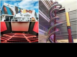 花蓮百億新潮點!   50元看IMAX加朝聖最大貨櫃星巴克